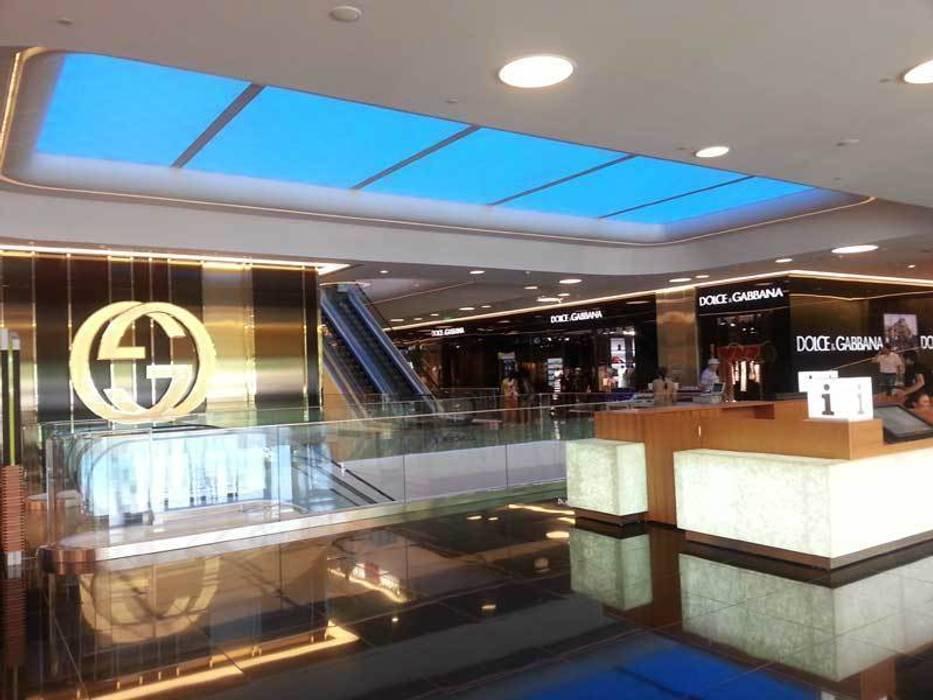 Centres commerciaux de style  par Lamına Stone,