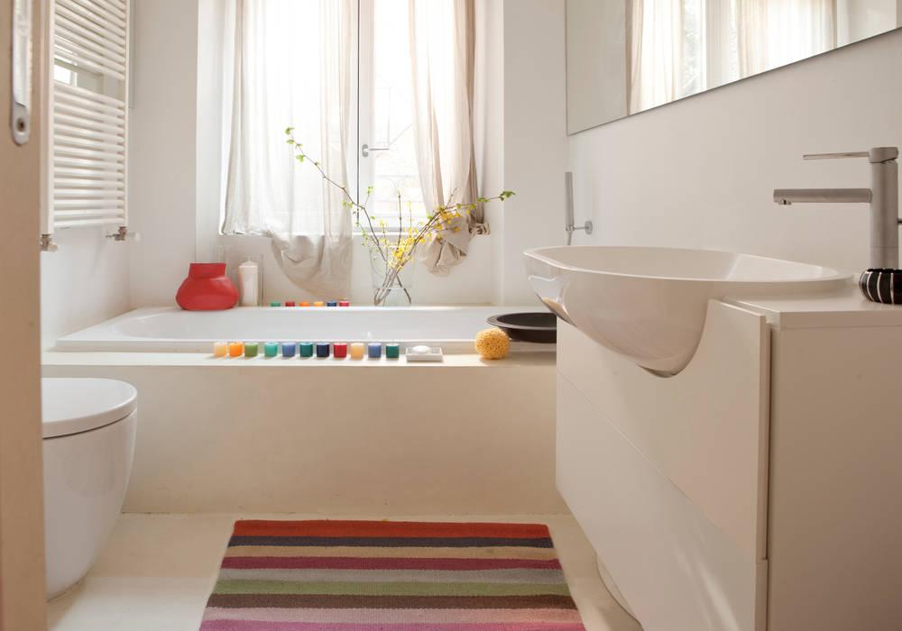 davide petronici | architettura 現代浴室設計點子、靈感&圖片