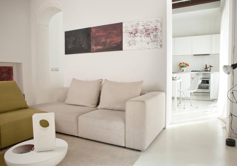 Moderne Wohnzimmer von davide petronici | architettura Modern