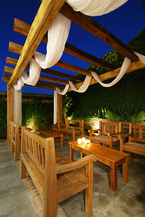 Projeto Restaurante Auxiliadora: Espaços gastronômicos  por Malu Soeiro Reforma, Arte e Design