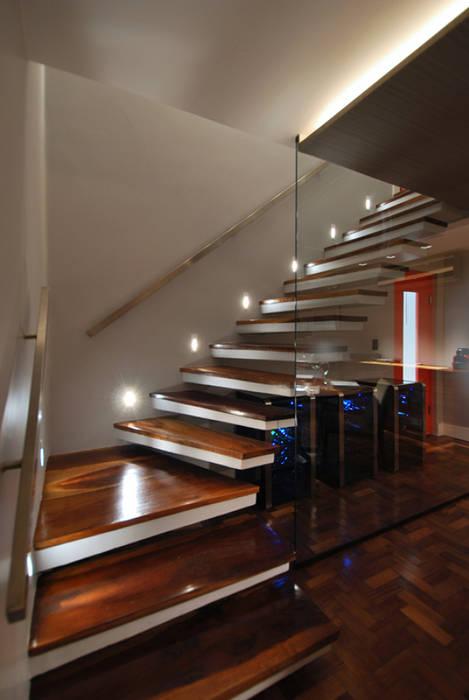 Projeto Restaurante Auxiliadora Espaços gastronômicos modernos por Malu Soeiro Reforma, Arte e Design Moderno
