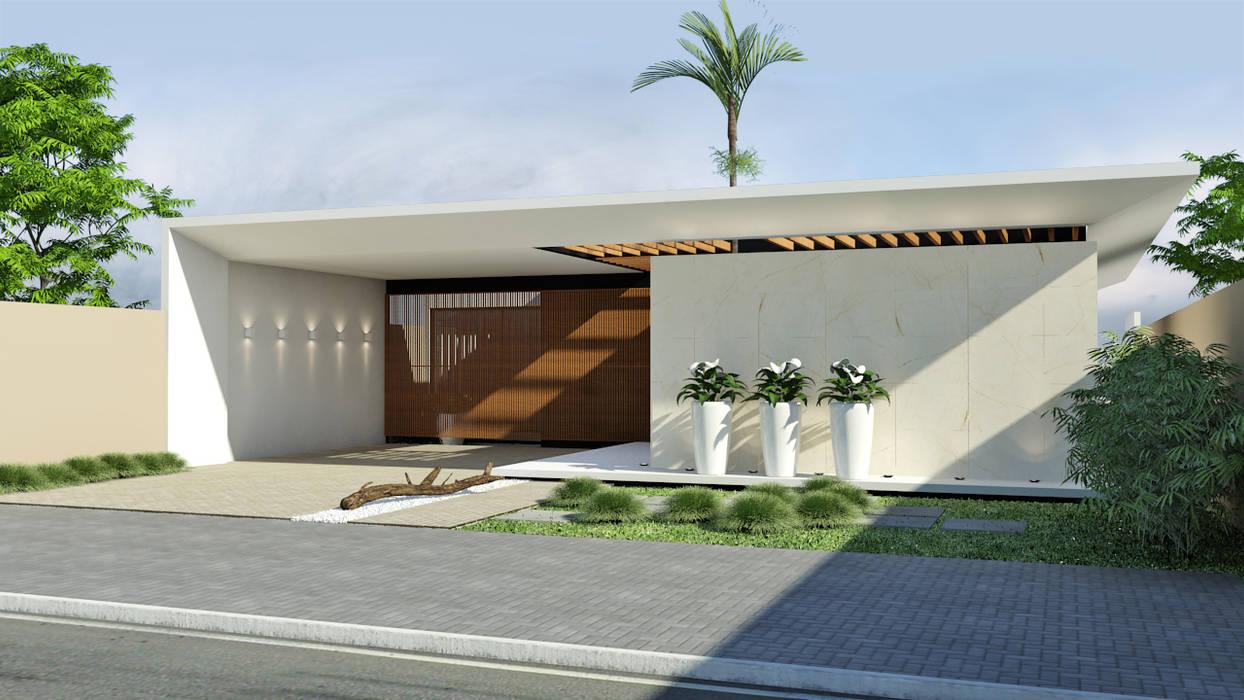 Houses by Quattro+ Arquitetura