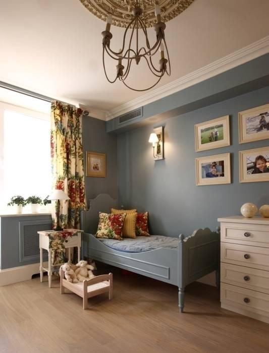 Дизайн бюро Татьяны Алениной Classic style nursery/kids room