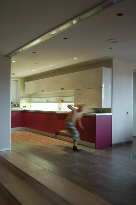 Кухня Кухня в стиле модерн от (DZ)M Интеллектуальный Дизайн Модерн