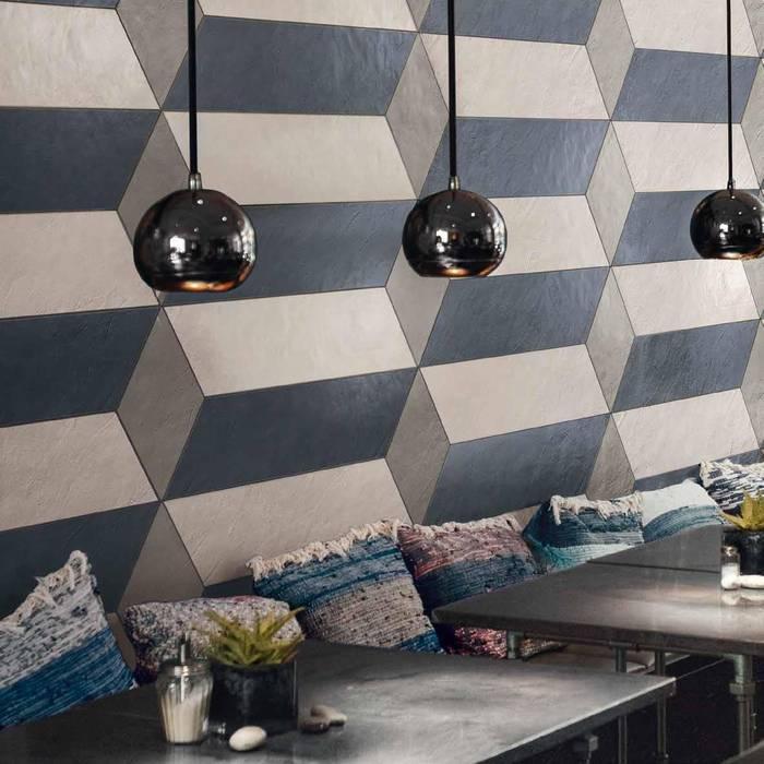Supergres Visual Design tegels Moderne gastronomie van Badkamer & Tegels magazine Modern