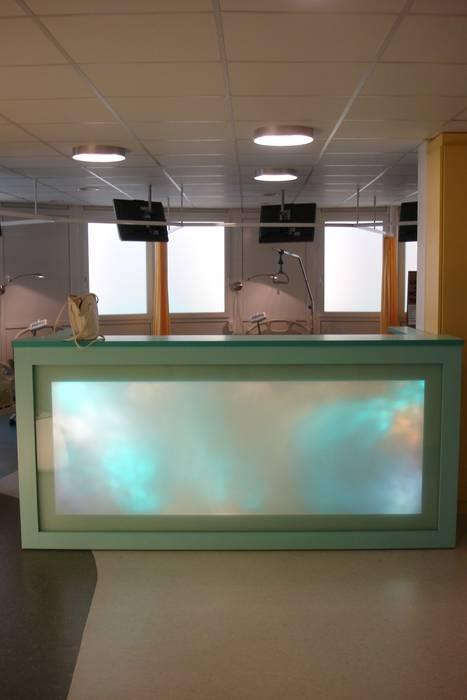 Accueik  du CCAC de Fribourg: Cliniques de style  par LCDS