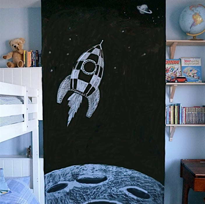 Camerette per bambini Federica Rossi Interior Designer Camera da lettoAccessori & Decorazioni