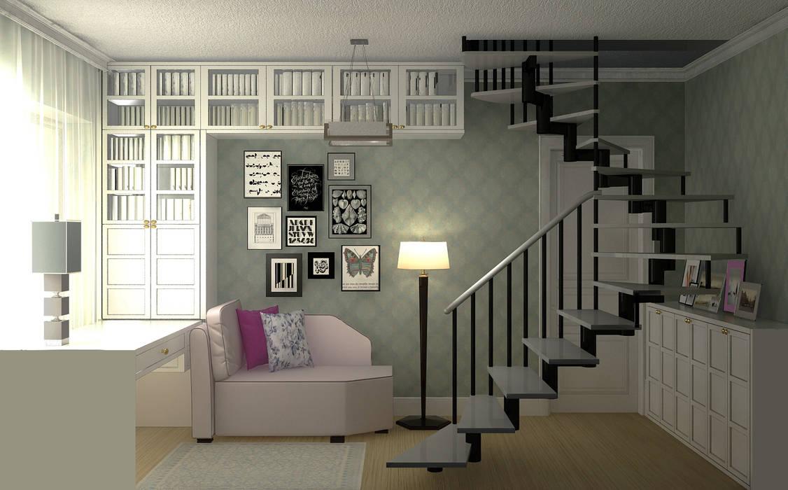 дизайн дома : Рабочие кабинеты в . Автор – AnARCHI,