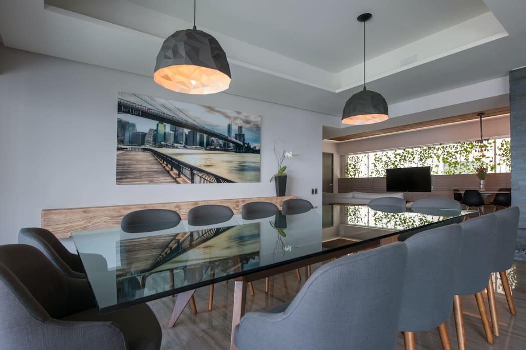 modern  by kababie arquitectos, Modern