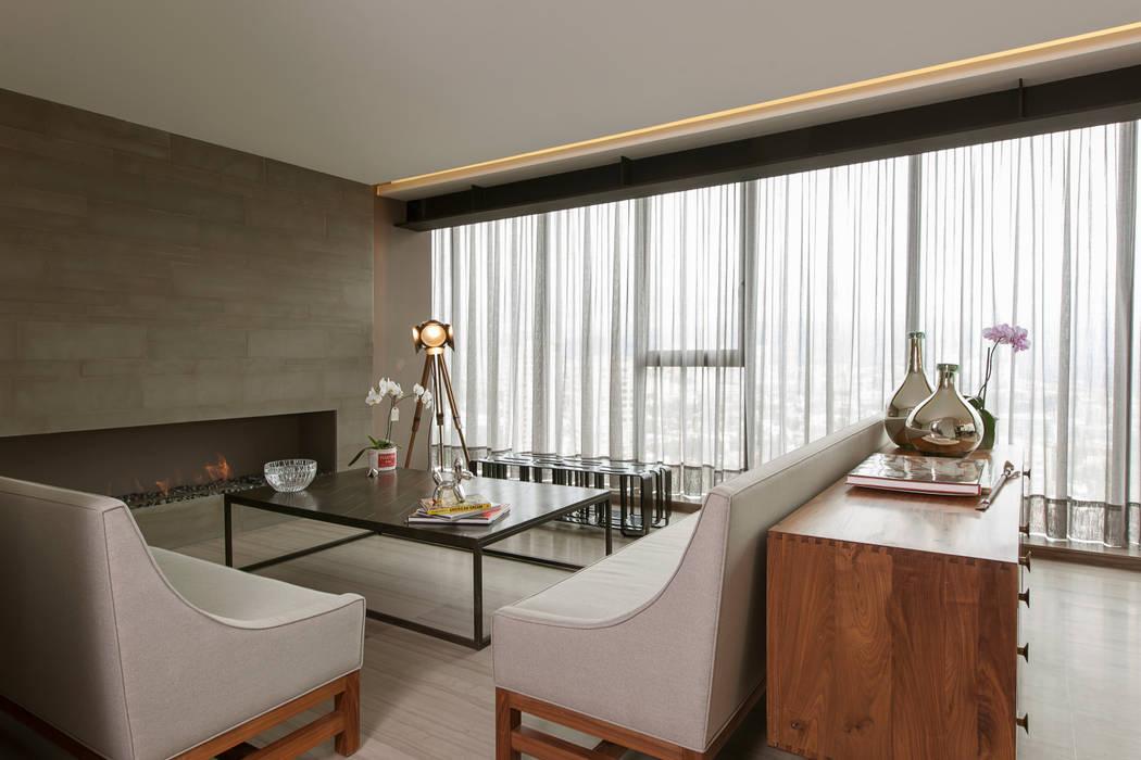 modern  von kababie arquitectos, Modern