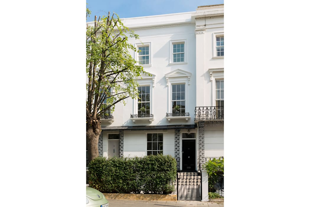 Chepstow Road Classic style houses by Will Eckersley Classic