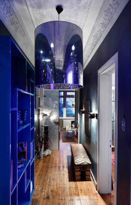 Ipek Koray Design - Arnavutkoy Office - Istanbul-TR Modern Çalışma Odası 333 Modern