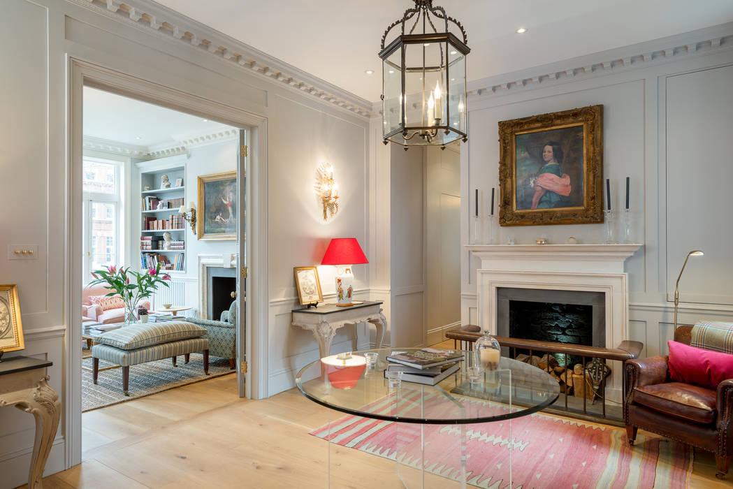 Couloir et hall d'entrée de style  par Will Eckersley
