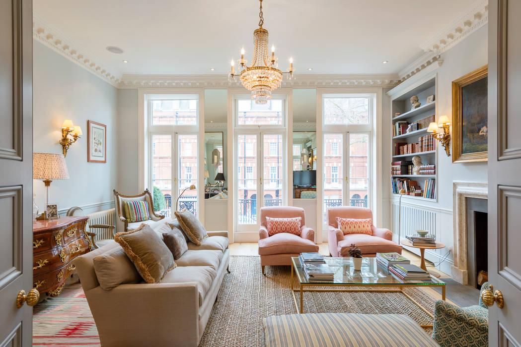 Salones de estilo  de Will Eckersley, Clásico