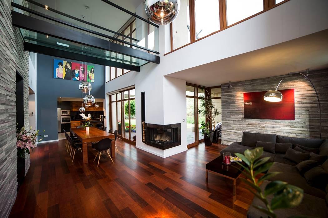 Livings de estilo moderno de INSPACE Moderno