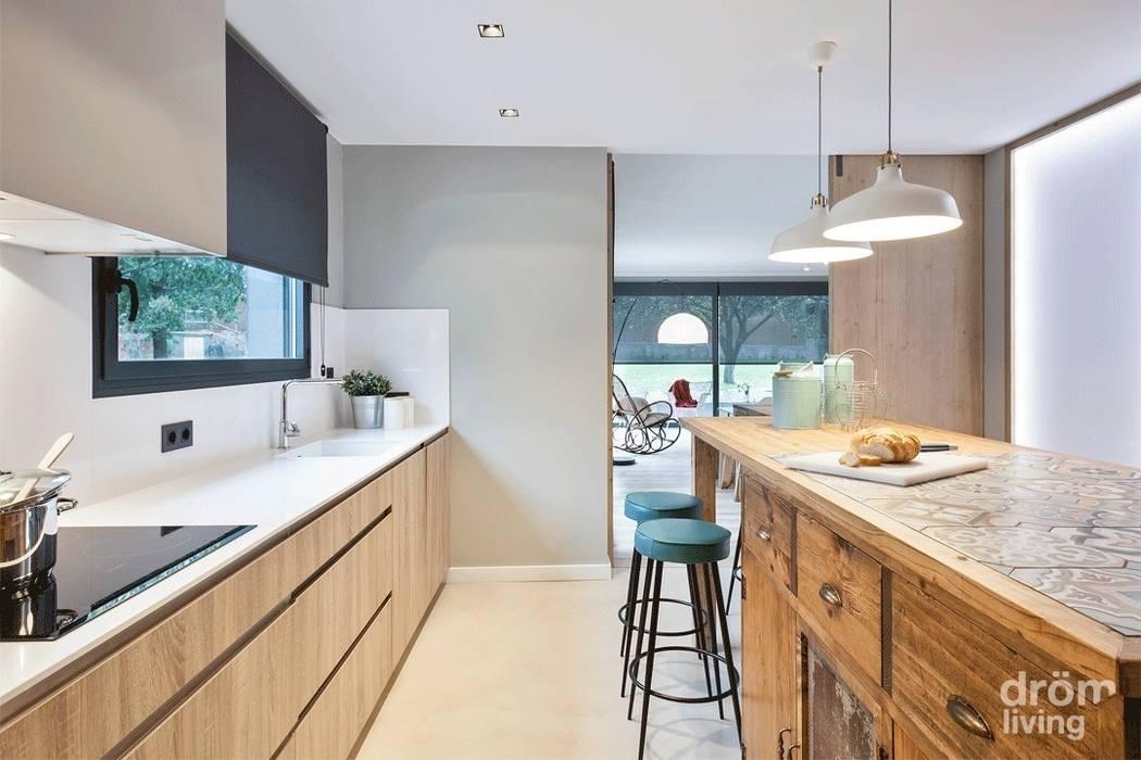 Kitchen by Dröm Living, Scandinavian