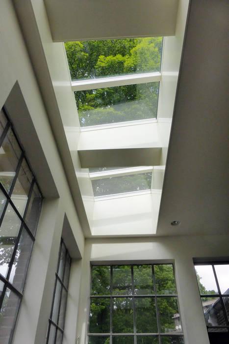 daklicht:  Keuken door Architectenbureau Vroom