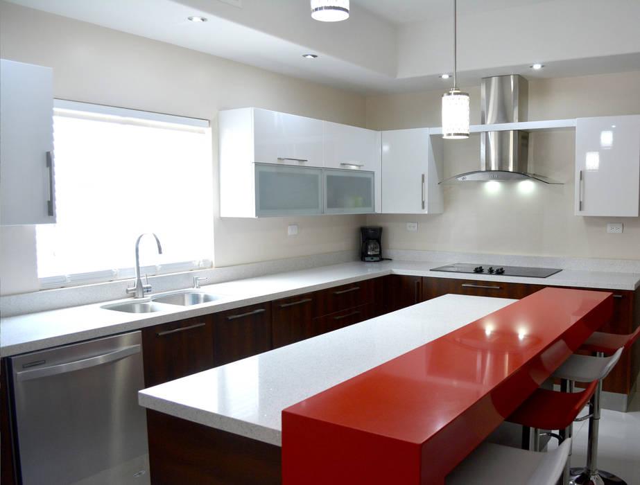 Cocinas de estilo  por Toren Cocinas , Moderno