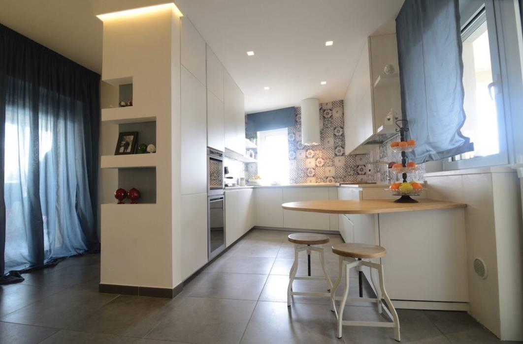 Cocinas modernas: Ideas, imágenes y decoración de Gruppo Cactus Moderno
