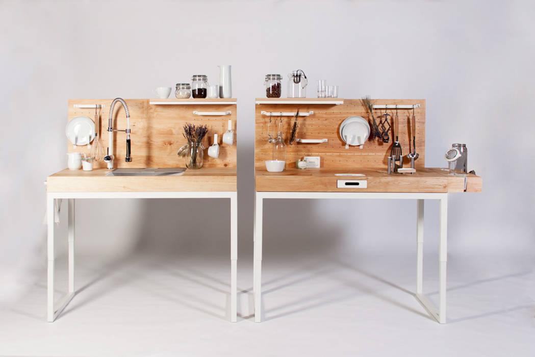 Dirk Biotto – Industrial Design KitchenCabinets & shelves