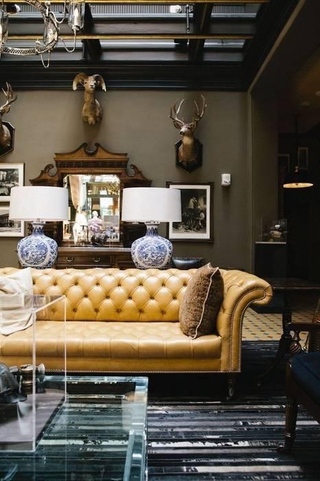 Interior landscaping oleh Luxury Stone / Billionaire Furniture Club