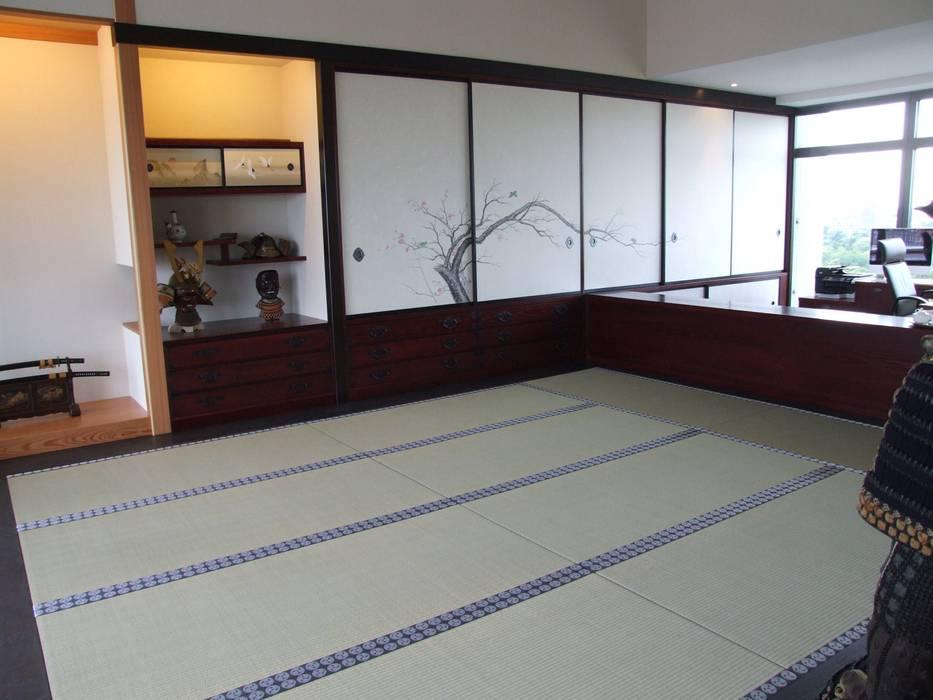 Fusuma-Schrank Takumi Asiatische Arbeitszimmer