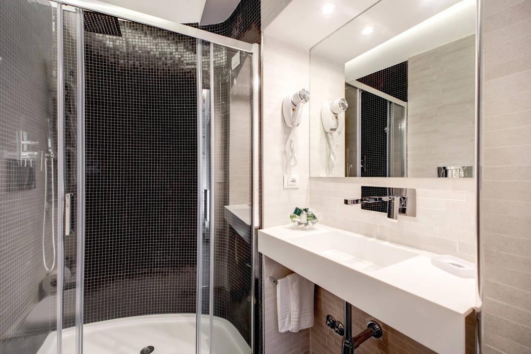 Salle de bains de style  par Arch. Lamberto Grutter,