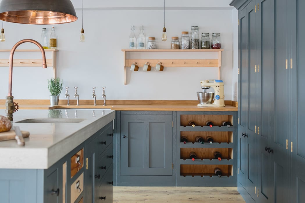 Our Industrial Showroom Industrial style kitchen by homify Industrial