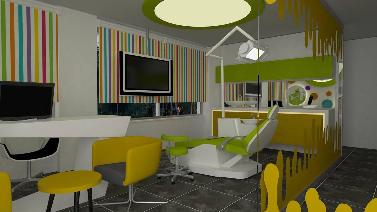 Cliniques modernes par Pıcco Desıgn & Archıtecture Moderne