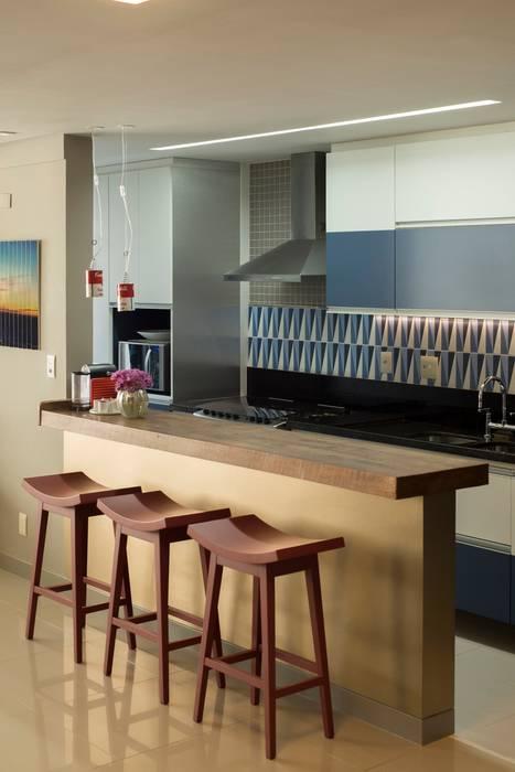 Kitchen by Casa Habitada , Modern