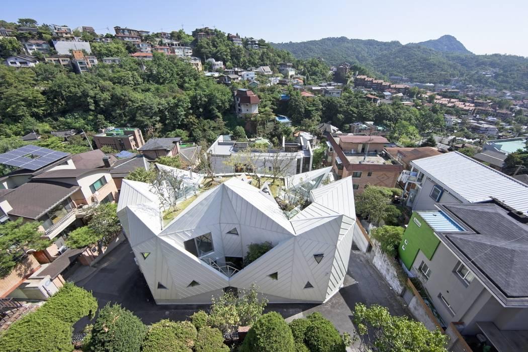 Modern houses by IROJE KIMHYOMAN Modern