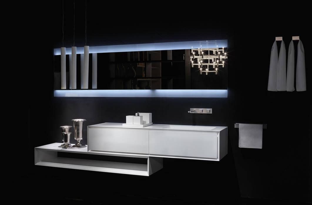 K.one: Bagno in stile in stile Moderno di Ri.fra mobili s.r.l.