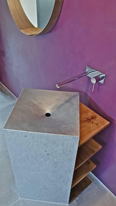 Waschtisch - Monolito - Foto by zeitwerkstatt:   von zeitwerkstatt gmbh
