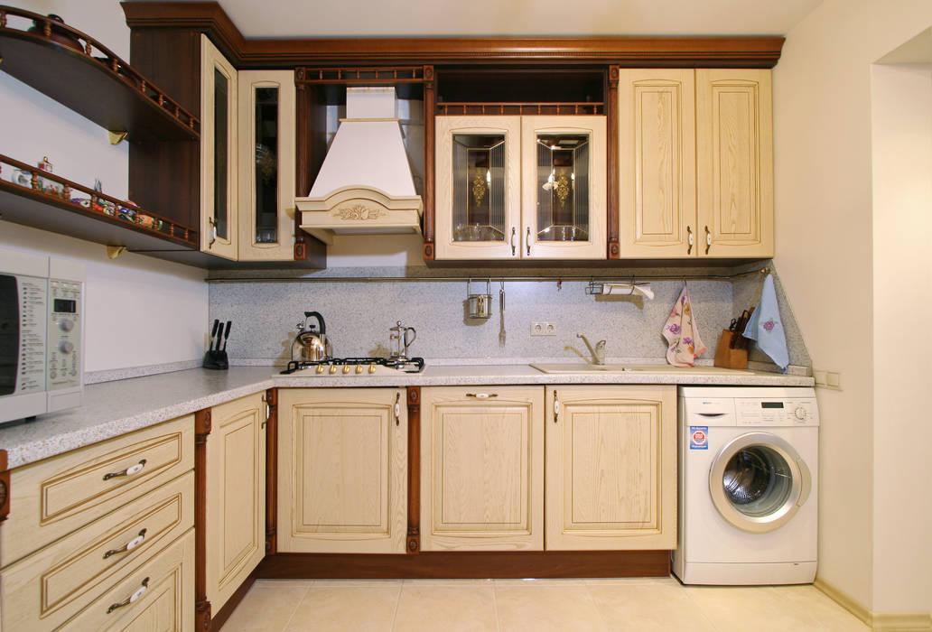 Интерьер загородного дома: Кухни в . Автор – Наталья Дубовая Charman-design, Кантри