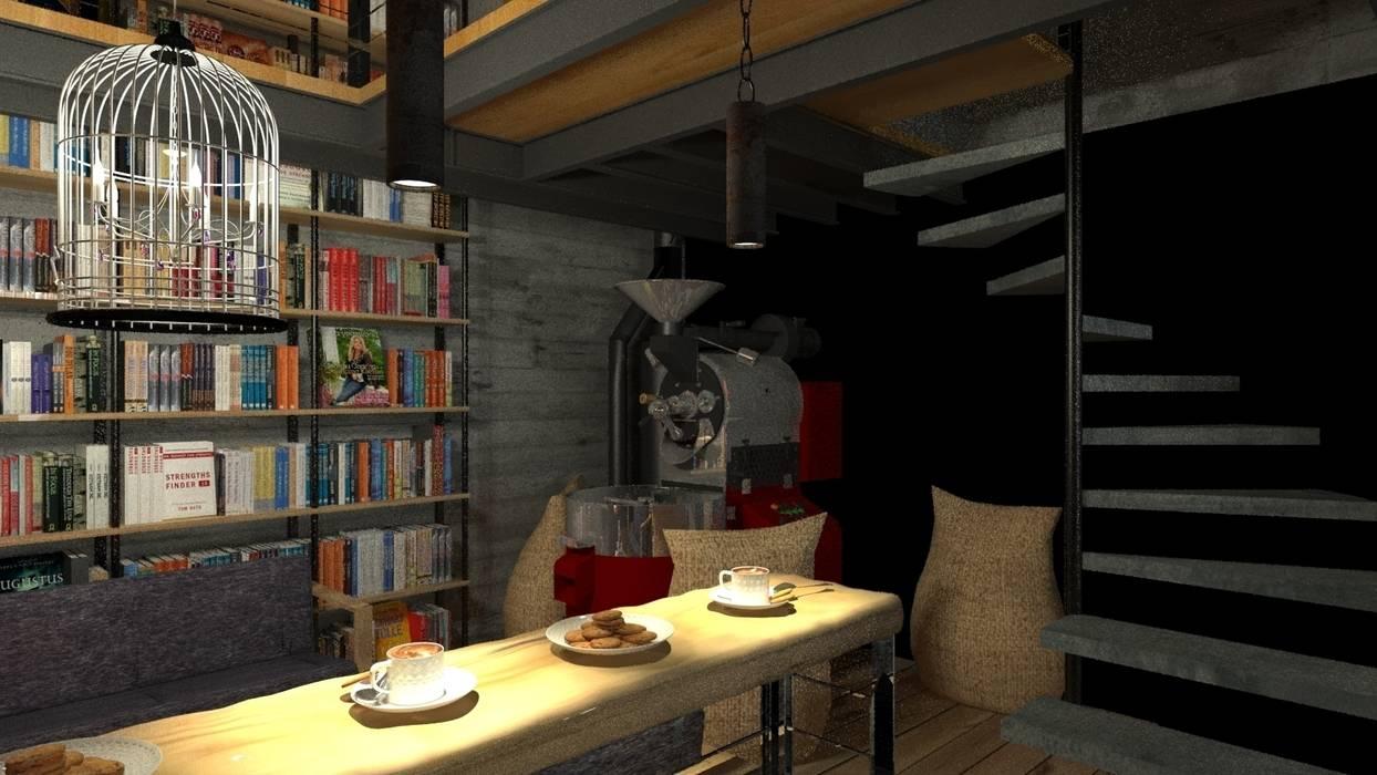 FARGO DESIGNS – TWO CUPS CAFE:  tarz Yeme & İçme