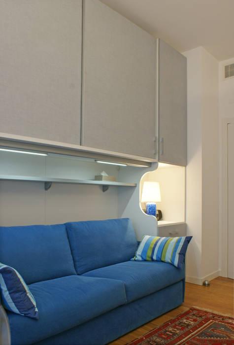 Camera ospiti camera da letto in stile in stile moderno for Camera ospiti