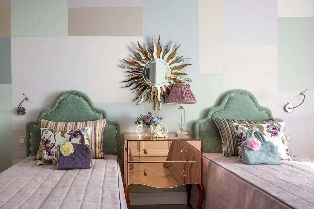Детские мечты Детская комнатa в классическом стиле от МАРИНА ПОКЛОНЦЕВА Классический