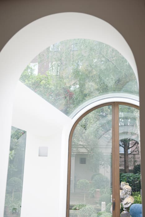 Mews 04 Colonial style conservatory by Andy Martin Architecture Colonial