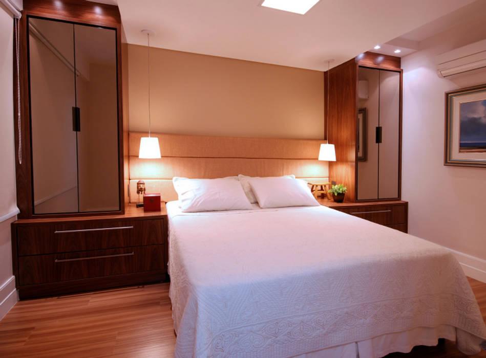 Apartamento 902 Neoarch Quartos modernos