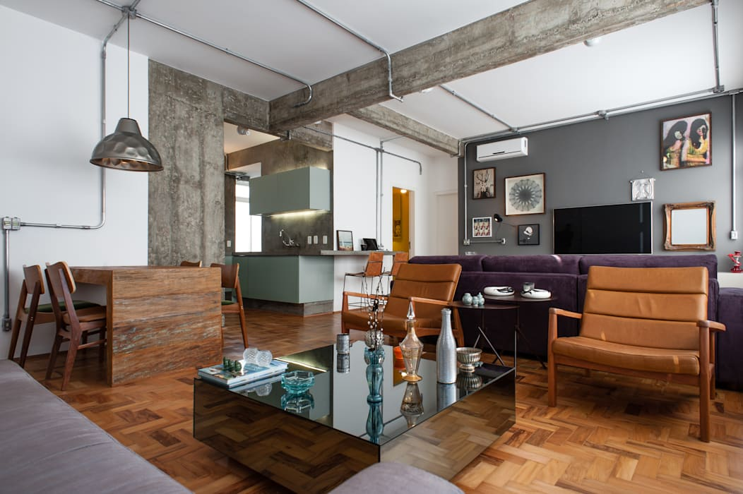 by PM Arquitetura Industrial