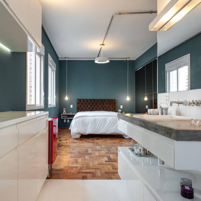 Chambre de style  par PM Arquitetura,