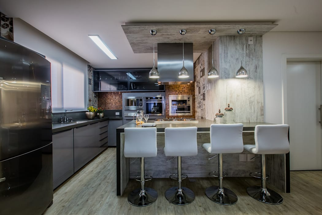 Modern Kitchen by Evviva Bertolini Modern