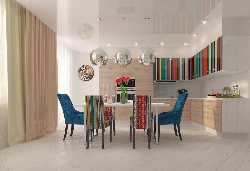 Küche von Tutto design