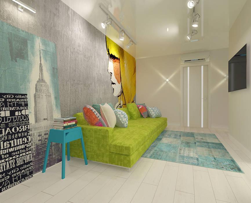 Wohnzimmer von Tutto design