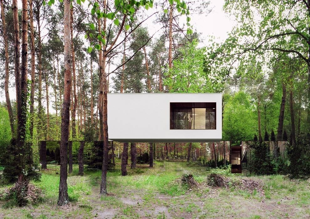 Casas de estilo  por REFORM Architekt Marcin Tomaszewski,