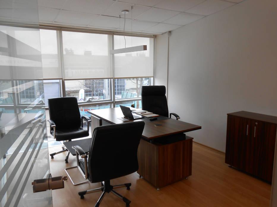 ARCHES DESIGN Офісні будівлі