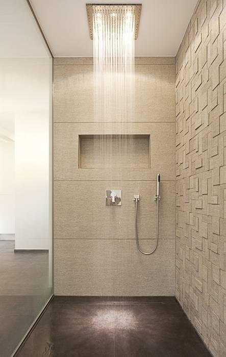 Villa H12:  Badezimmer von DG/D Architekten,Modern