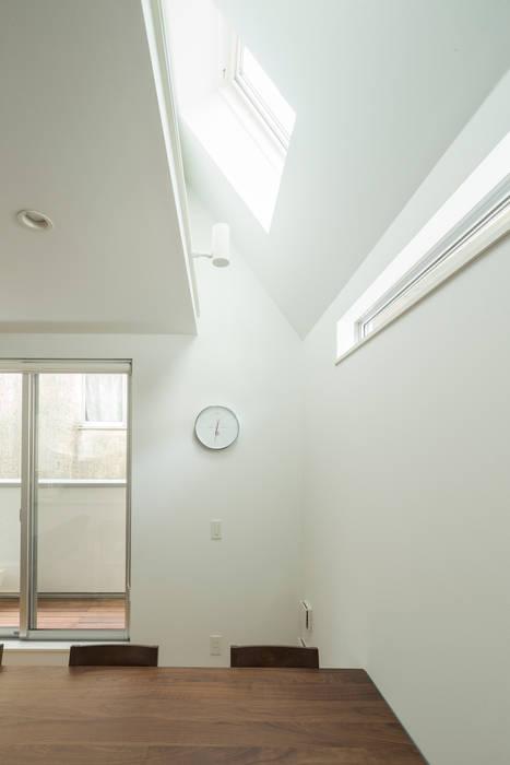 株式会社 建築集団フリー 上村健太郎 Modern windows & doors