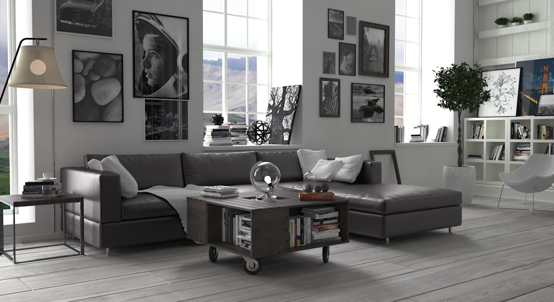 Relax : Soggiorno in stile in stile Moderno di Sciontidesign