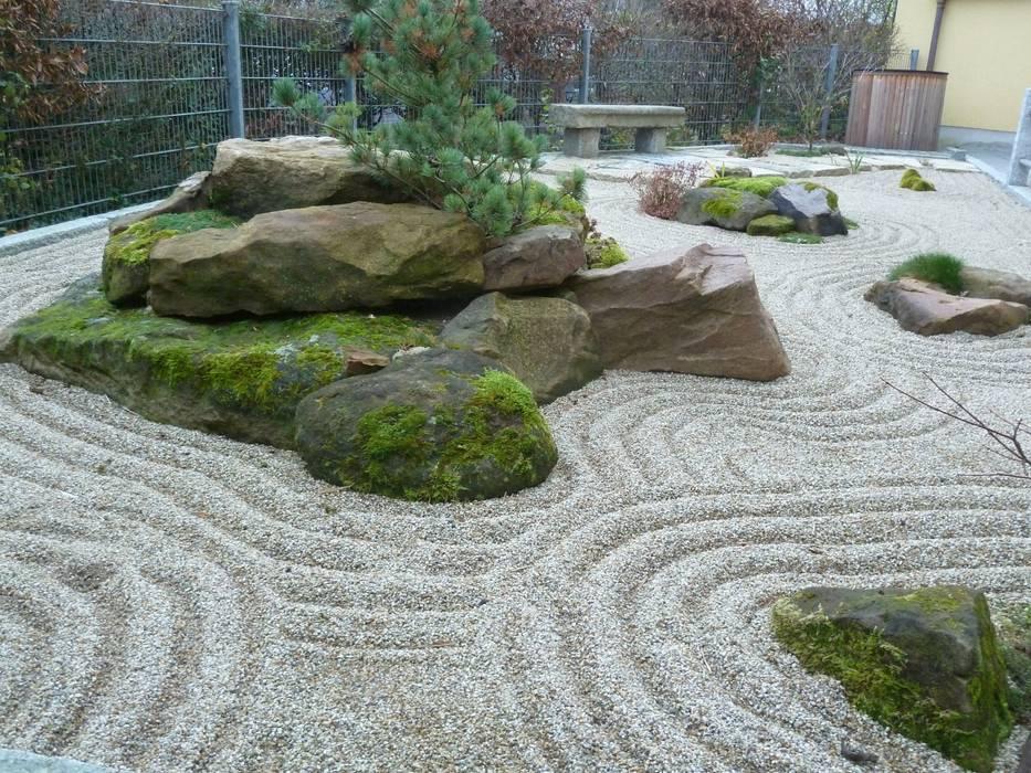庭院 by Gärten für die Seele - Harald Lebender ,